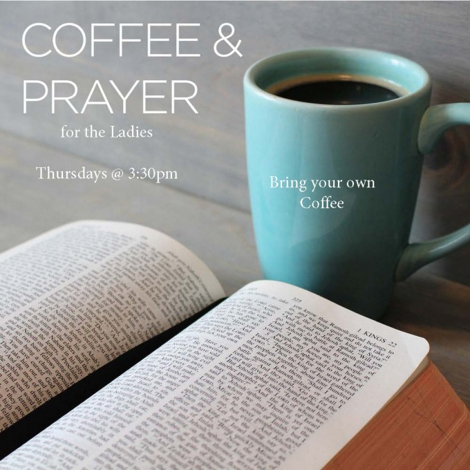 Women's Prayer and Coffee